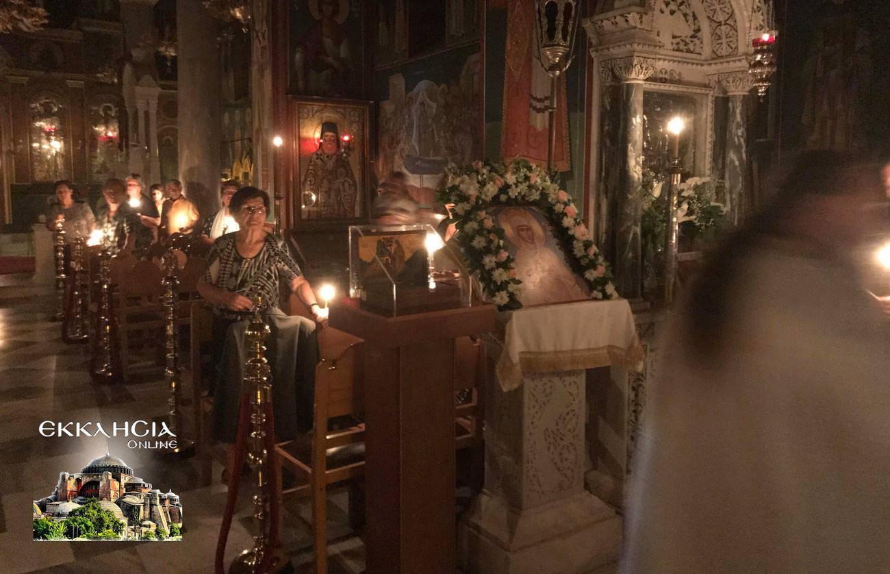 Αγία Μαρία η Μαγδαληνή Ιερά Λείψανα
