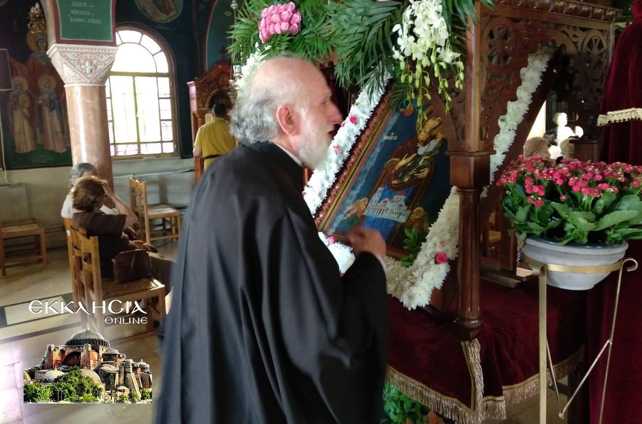Παναγία Βλαχερνών Μαρούσι