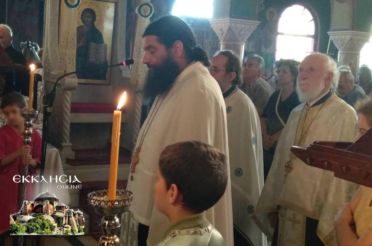 εορτή Ιερός Ναός Παναγίας Βλαχερνών