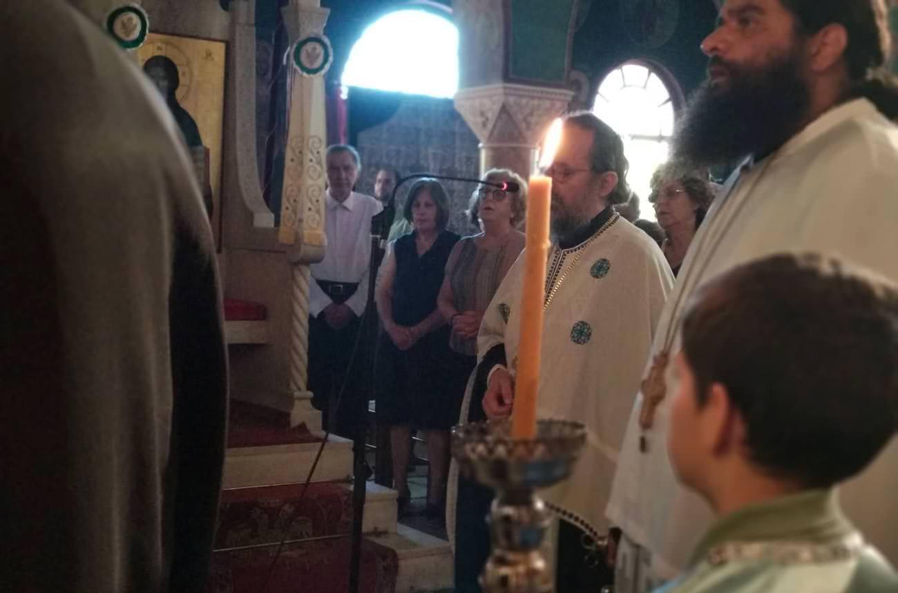 εορτή Ναός Παναγίας Βλαχερνών