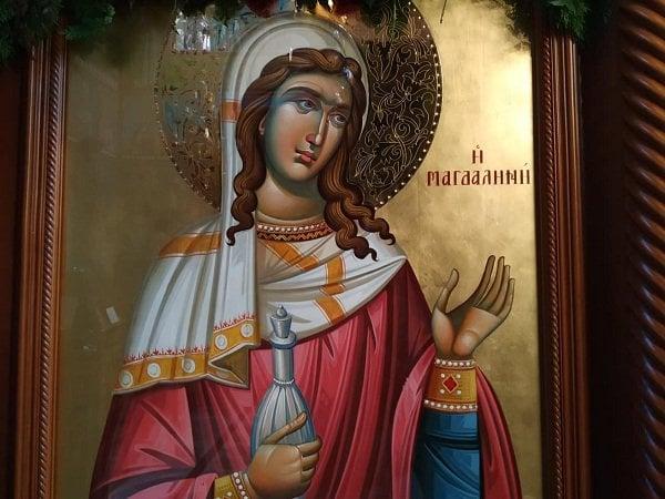 Αγια Μαρία Μαγδαληνή-22 Ιουλίου: Ήταν άρρωστη αλλά όχι αμαρτωλή - ΕΚΚΛΗΣΙΑ  ONLINE
