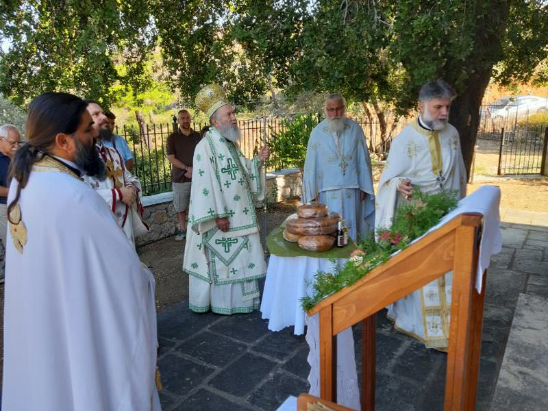 Εορτή του Οσίου Θεοδοσίου του Νέου