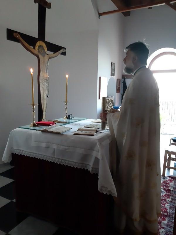 Εορτή Οσίου Θεοδοσίου του Νέου