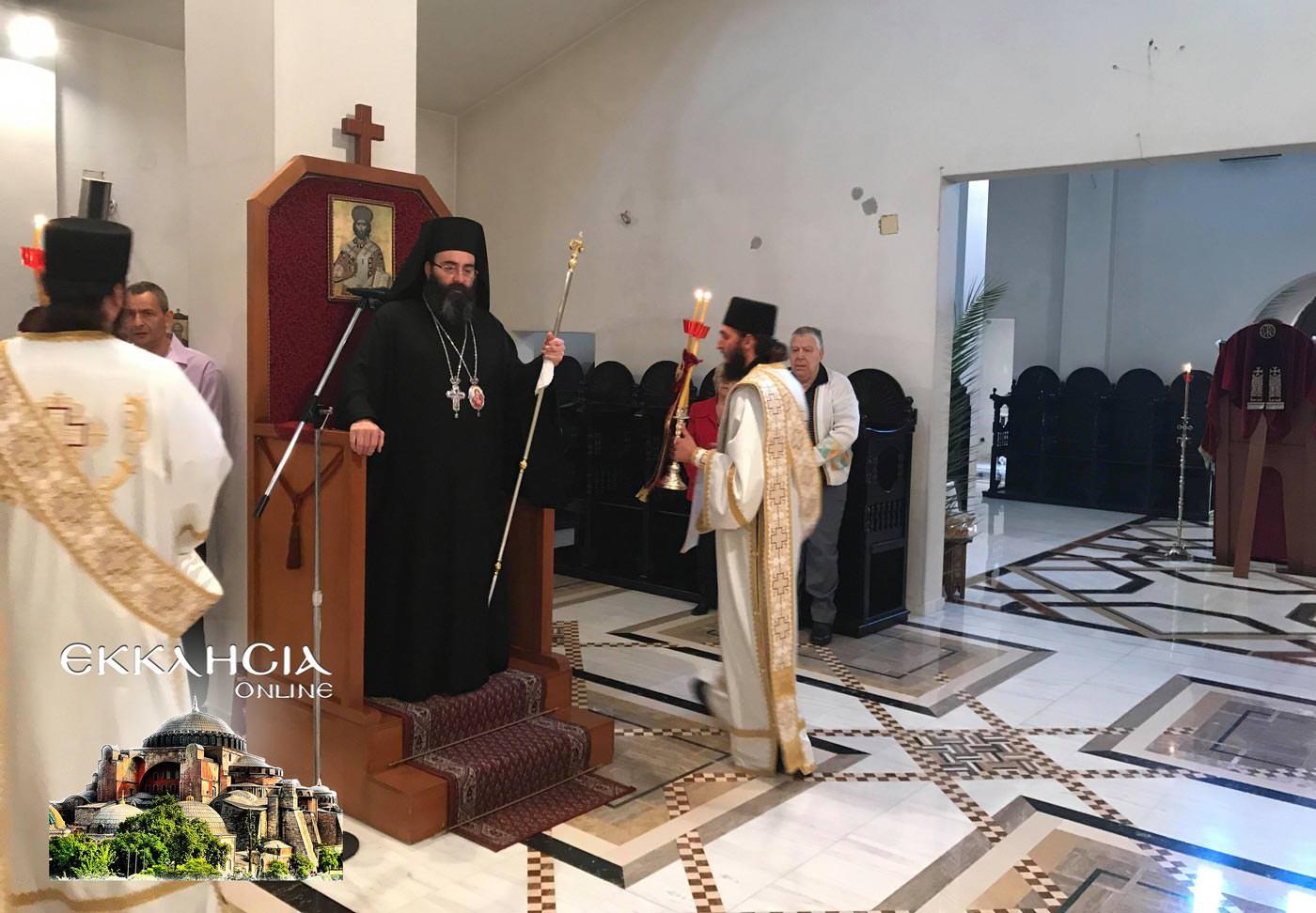 Ιερά Μονή Αγίου Νεκταρίου και Φανουρίου Φωκίδα 2019