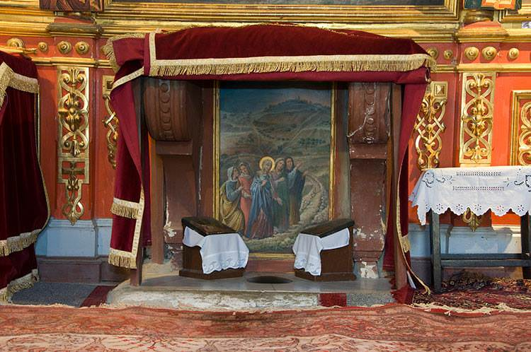 Ο τόπος όπου η Παναγιά πήρε το μήνυμα από τον Αρχάγγελο Γαβριήλ