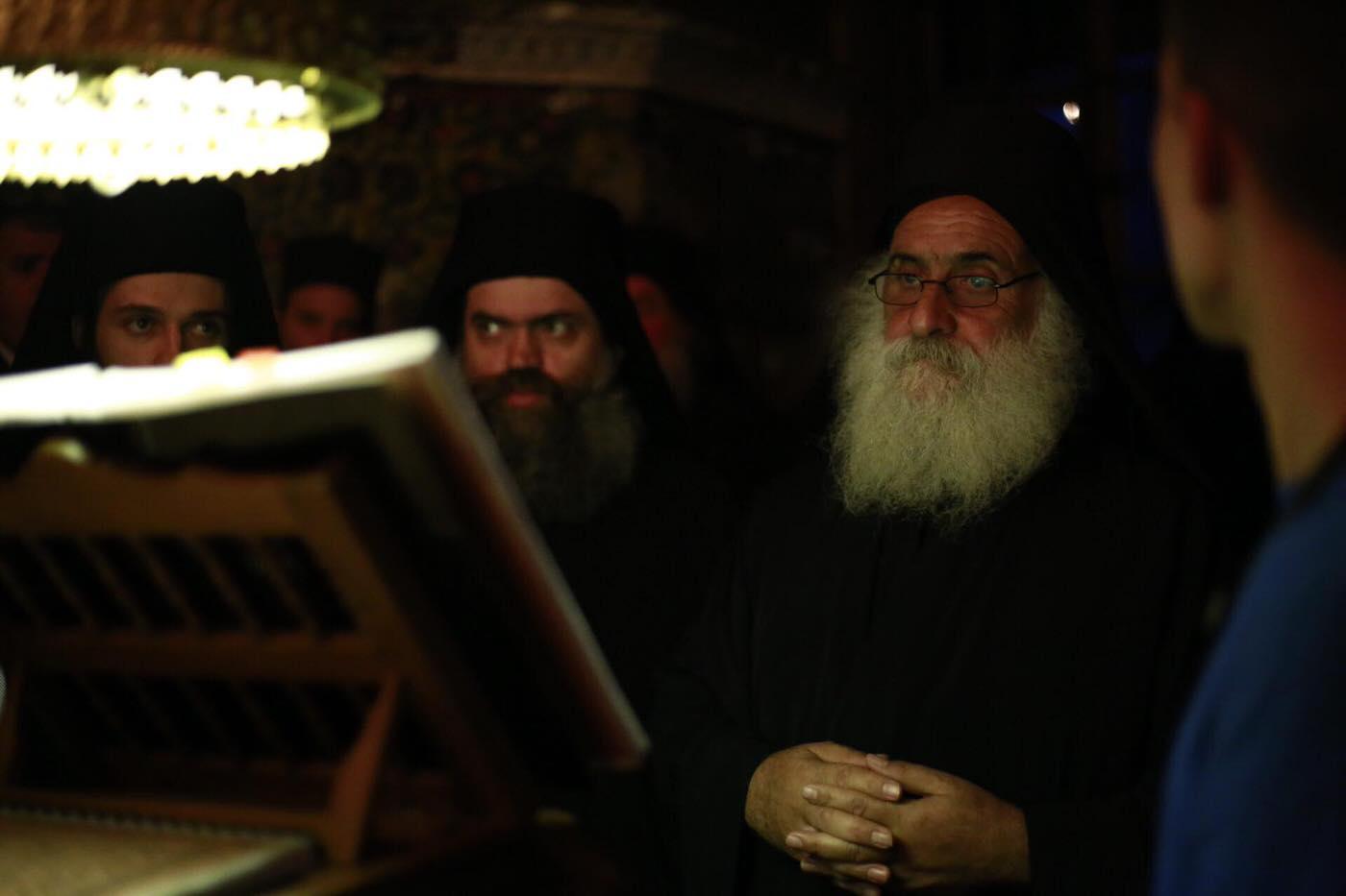 Ιερά Μονή Βατοπαιδίου Πάσχα Καλοκαιριού