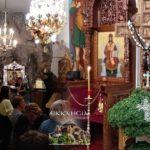 Ιερός Ναός Αγίων Ισιδώρων Λυκαβηττού Ύψωση Τιμίου Σταυρού 2019