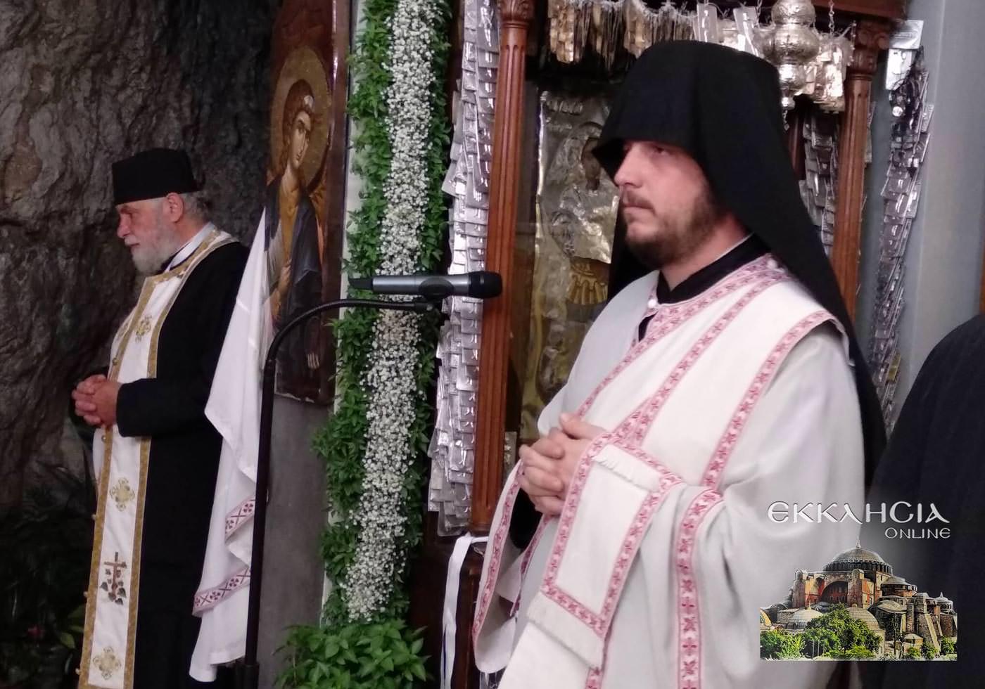 Ναός Αγίων Ισιδώρων Λυκαβηττού Υψώσεως Τιμίου Σταυρού