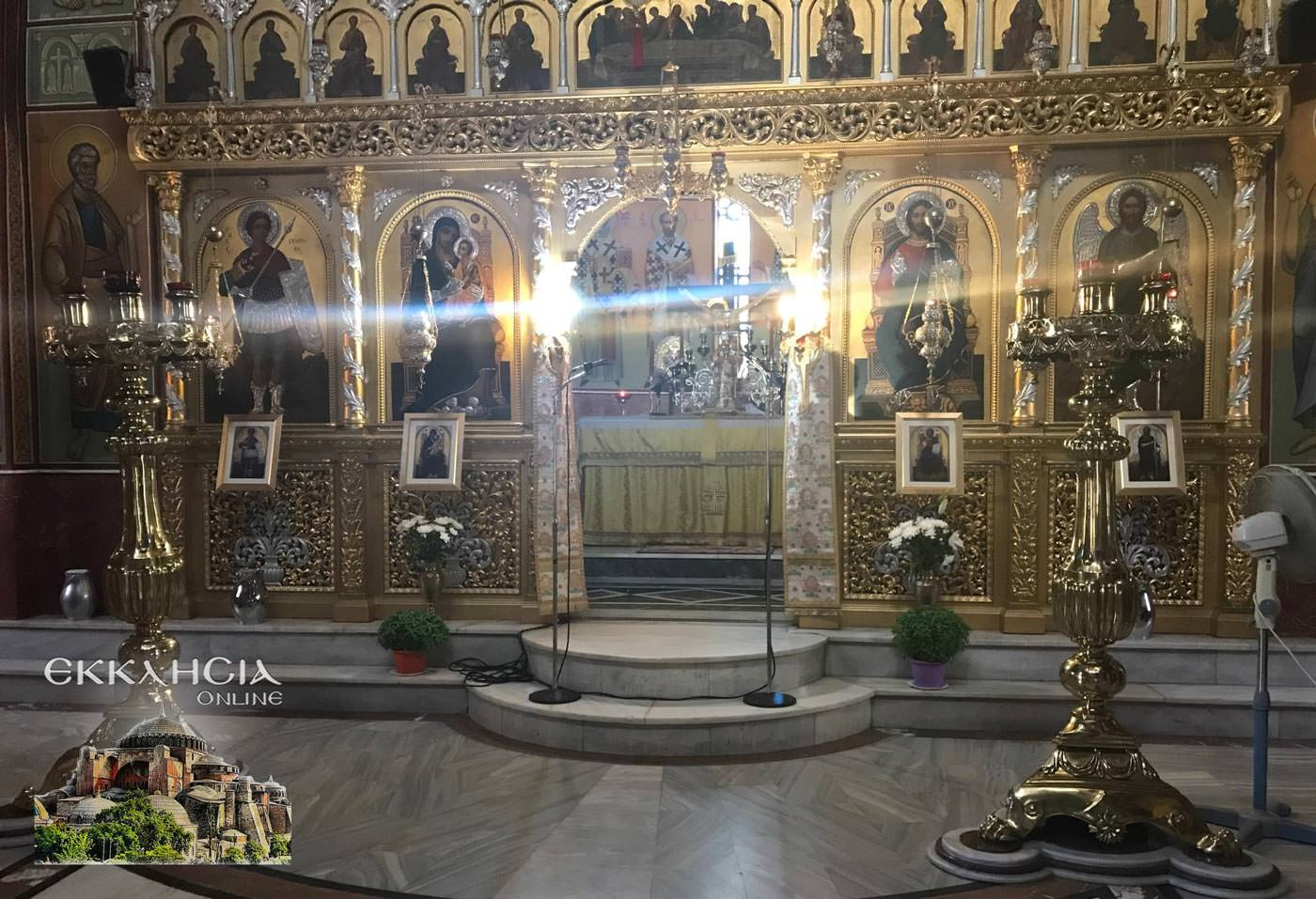 Ιερός Ναός Αγίου Γεωργίου 2019