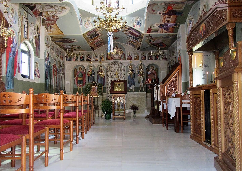 Ναός Αγίου Ιούδα Θαδδαίου Λαυρίου