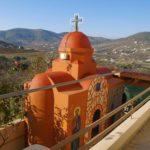 Παρεκκλήσι Αγίου Ιούδα Θαδδαίου Λαυρίου εσωτερικό