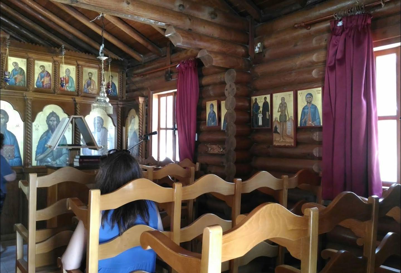 Παρεκκλήσι Αγίου Ιούδα Θαδδαίου στην Κύπρο