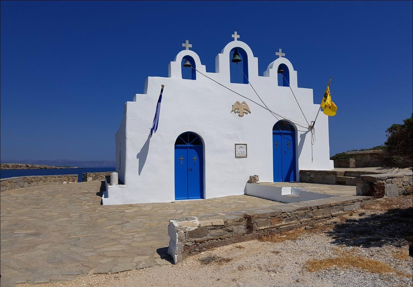 Εκκλησάκι Αγίου Ιούδα του Θαδδαίου στην Πάρο