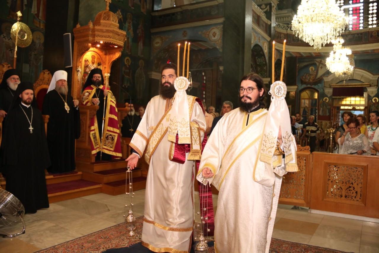 Ιερά Μητρόπολη Αλεξανδρούπολης Ονομαστήρια 2019