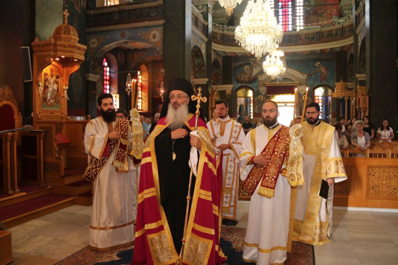 Ιερά Μητρόπολη Αλεξανδρουπόλεως Ανθίμου 2019
