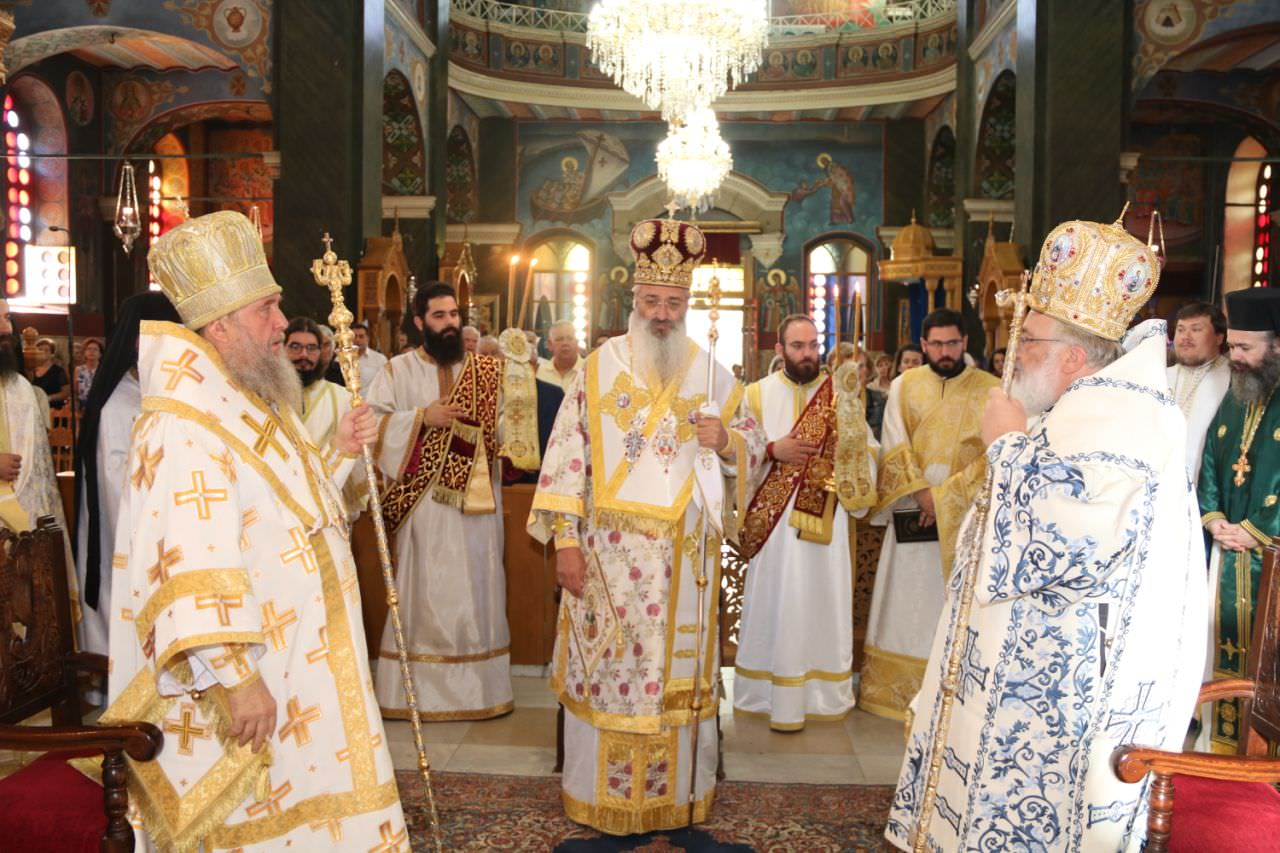 Ιερά Μητρόπολη Αλεξανδρουπόλεως 2019