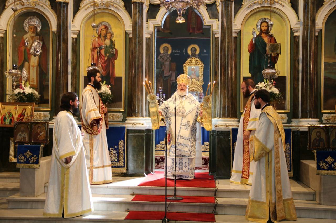 Ιερά Μητρόπολη Αλεξανδρουπόλεως Ονομαστήρια Ανθίμου