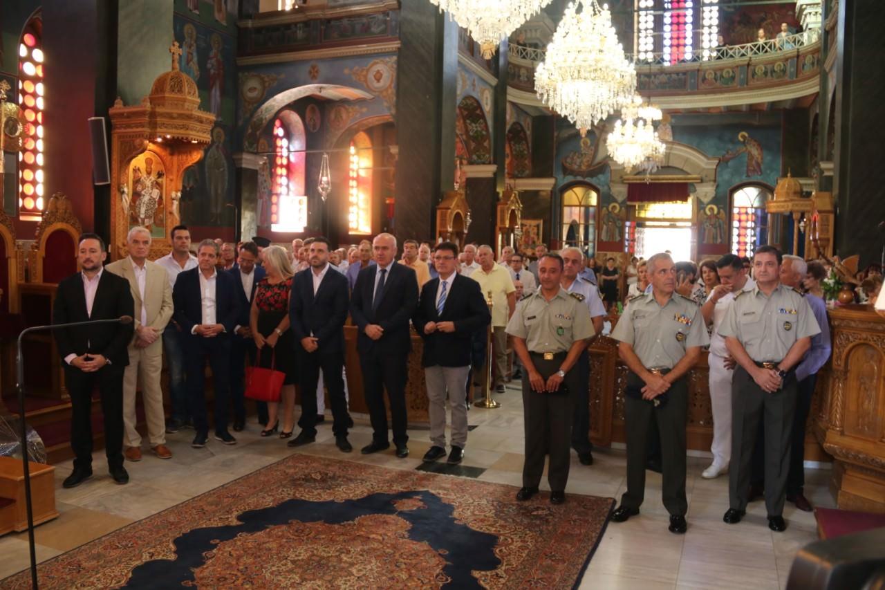 Μητρόπολη Αλεξανδρούπολης Ονομαστήρια Ανθίμου 2019