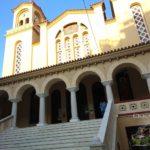 Ιερός Ναός Αγίας Τριάδας Βύρωνας 2019