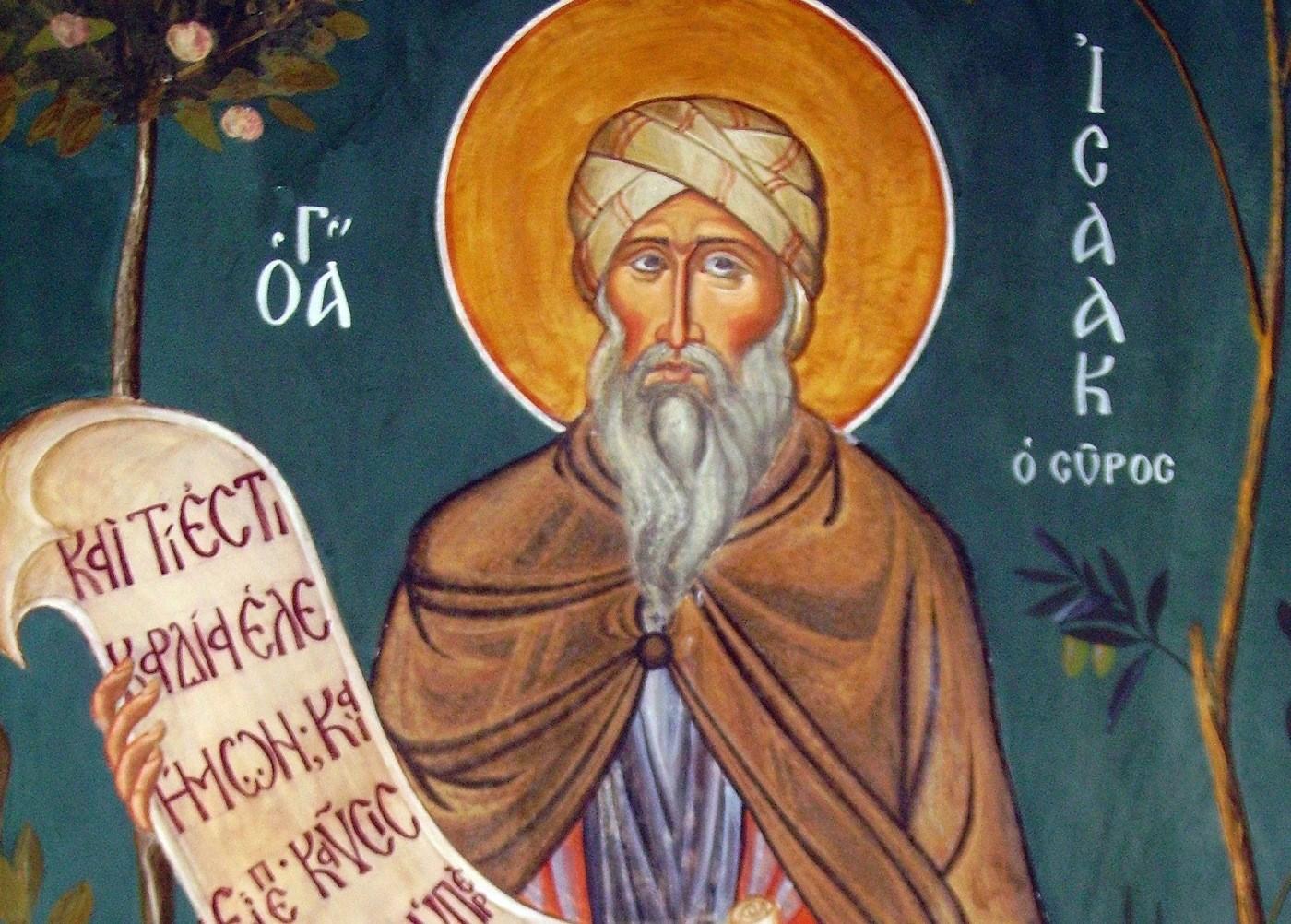 Τι γιορτάζουμε σήμερα 28 Σεπτεμβρίου: Όσιος Ισαάκ ο Σύρος - ΕΚΚΛΗΣΙΑ ONLINE