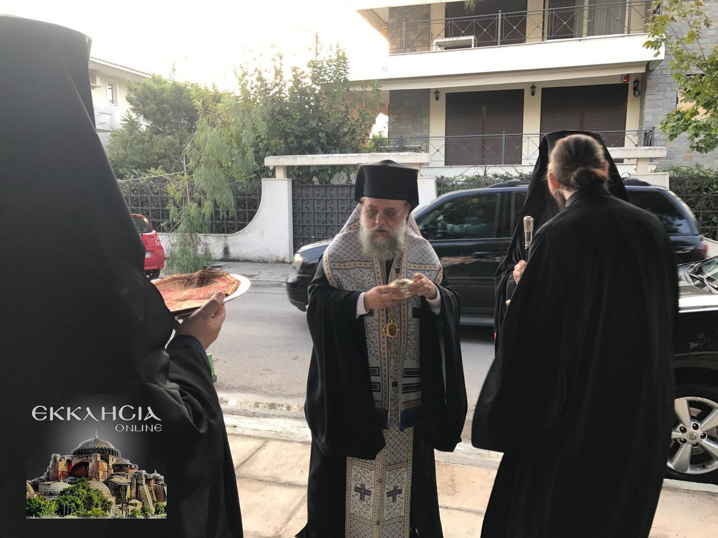 Ιερός Ναός Αγίας Ειρήνης Κηφισιά 2019