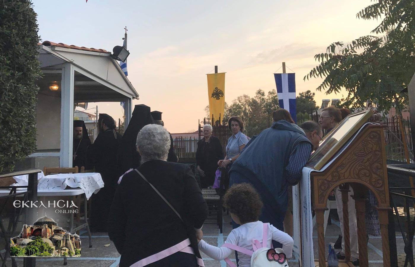 Άγιος Ευαγγελιστής Λουκάς Κηφισιά 2019