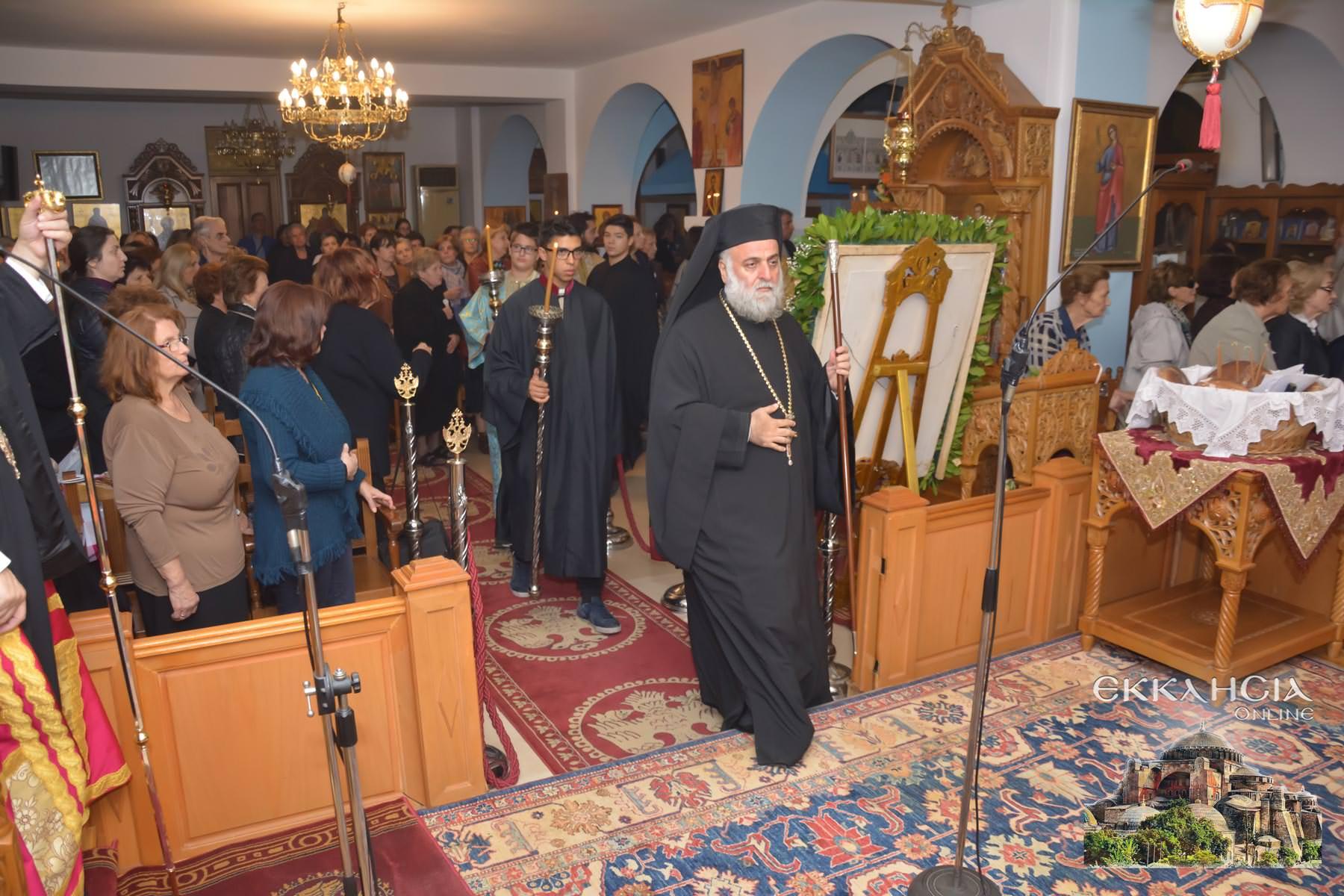 Άγιος Ακίνδυνος συν αυτώ Μάρτυρες Εσπερινός Άγιοι Ανάργυροι
