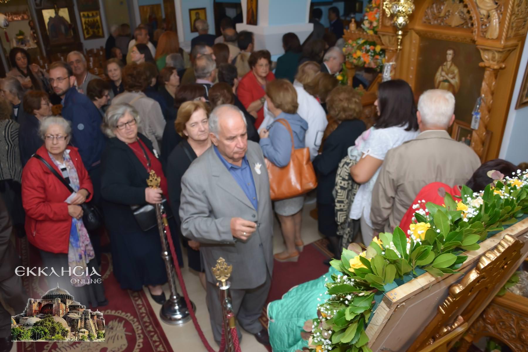 Ιερός Ναός Αγίων Ακινδύνων 2019