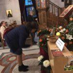 Λείψανα Αγίας Άννης 2019
