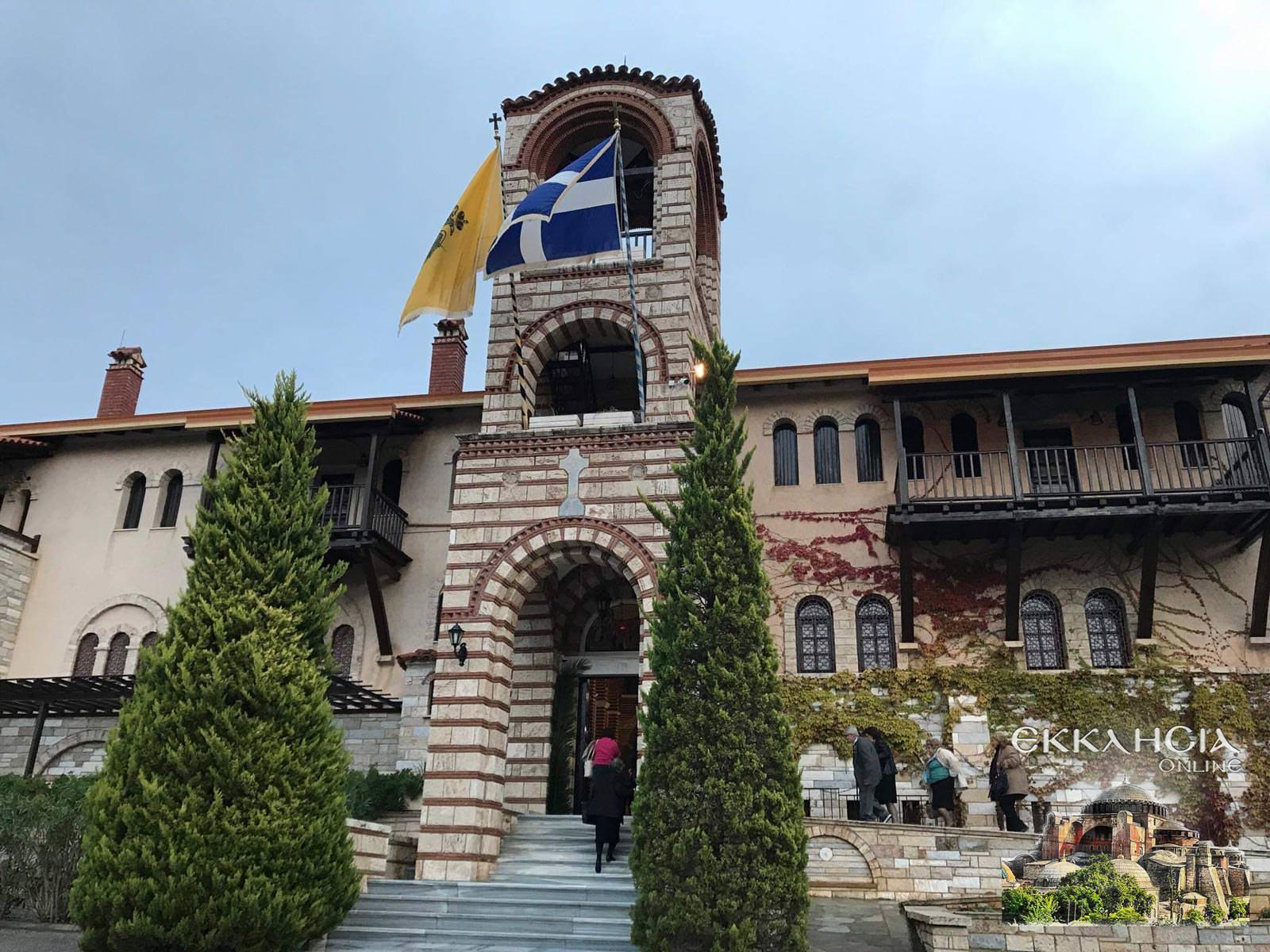 Μοναστήρι Εισοδίων Παναγίας Μαρκόπουλο 2019