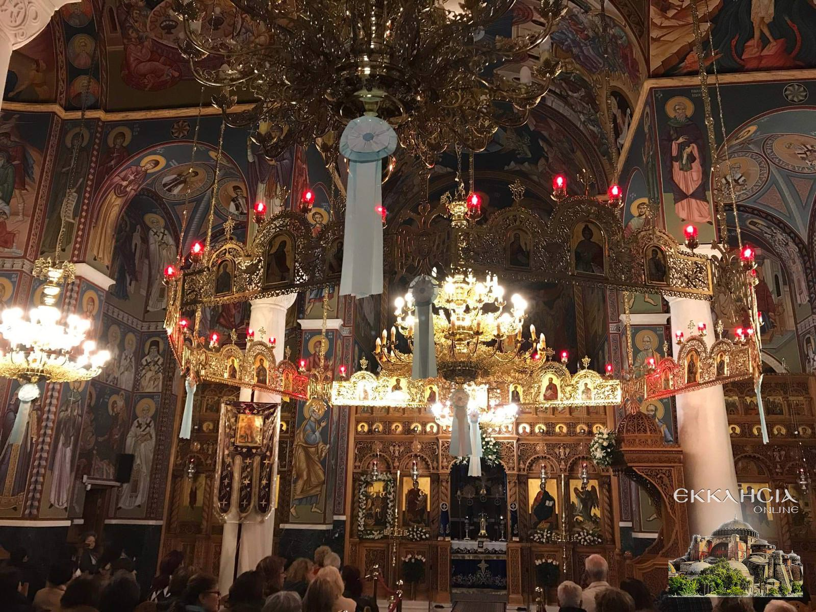 Εισόδια της Θεοτόκου Μοναστήρι Εισοδίων Παναγίας