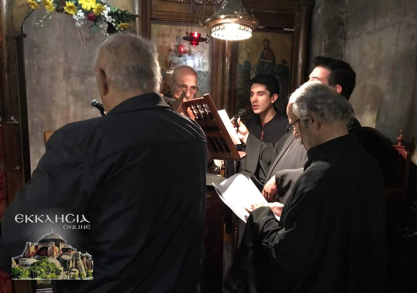 Ιερός Ναός Ταξιαρχών εορτή Μαρούσι 2019