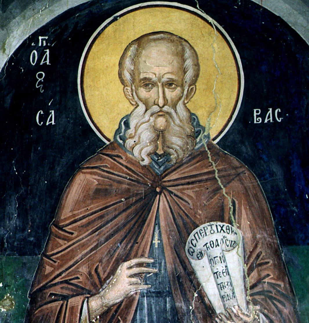 Άγιος Σάββας ο Ηγιασμένος: Μεγάλη γιορτή της ορθοδοξίας σήμερα 5 Δεκεμβρίου  - ΕΚΚΛΗΣΙΑ ONLINE