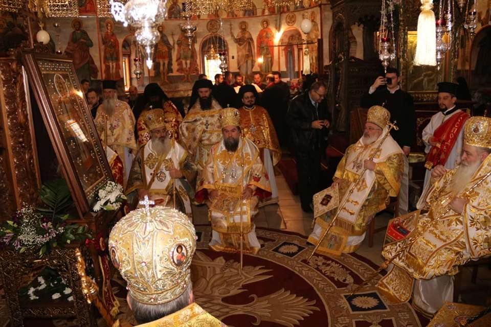 Ιερά Μονή του Μπάτσκοβο αφιερωμένη Υπεραγία Θεοτόκο