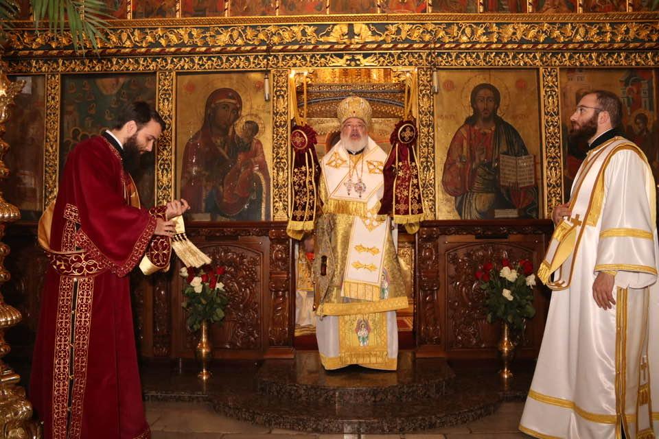 Ιερά Μονή του Μπάτσκοβο αφιερωμένη στην Υπεραγία Θεοτόκο Μητρόπολη Διδυμοτείχου