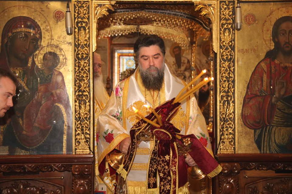 Ιερά Μονή Μπάτσκοβο αφιερωμένη στην Υπεραγία Θεοτόκο Μητρόπολη Διδυμοτείχου