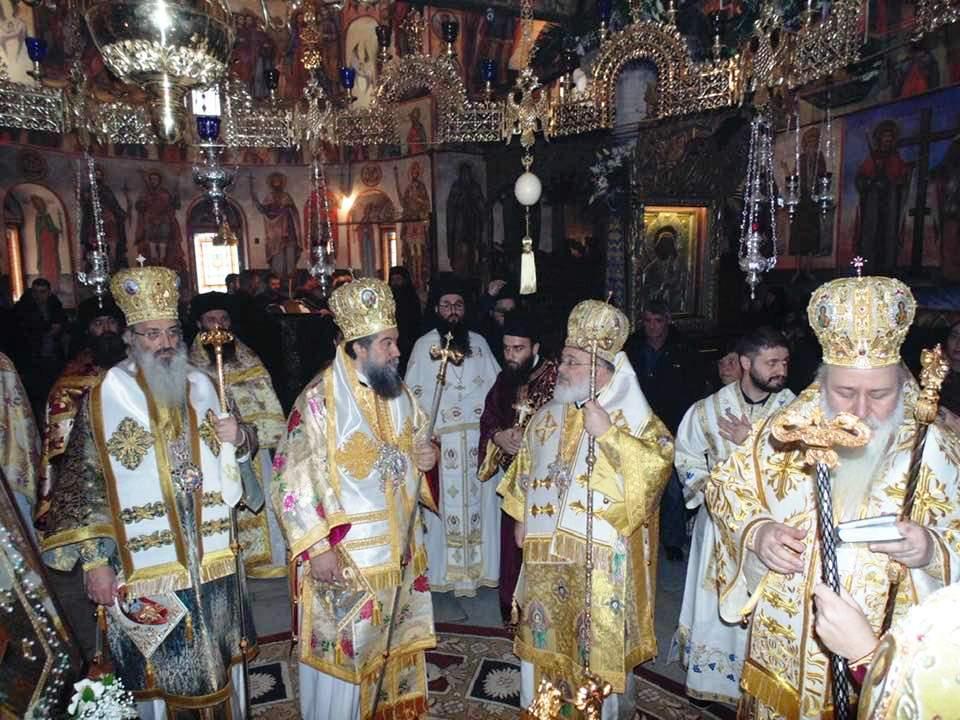 Ιερά Μονή Μπάτσκοβο αφιερωμένη στην Υπεραγία Θεοτόκο
