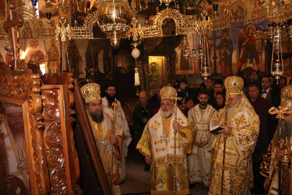Μονή Μπάτσκοβο αφιερωμένη στην Υπεραγία Θεοτόκο