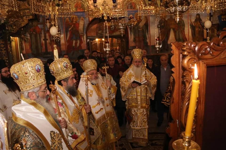 Μονή Μπάτσκοβο αφιερωμένη Υπεραγία Θεοτόκο