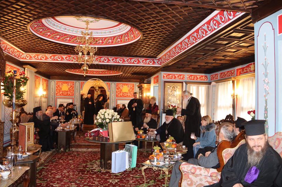 Ιερά Μονή Μπάτσκοβο