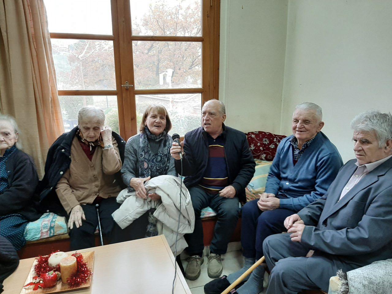 Γηροκομεία Φθιώτιδος Χριστούγεννα