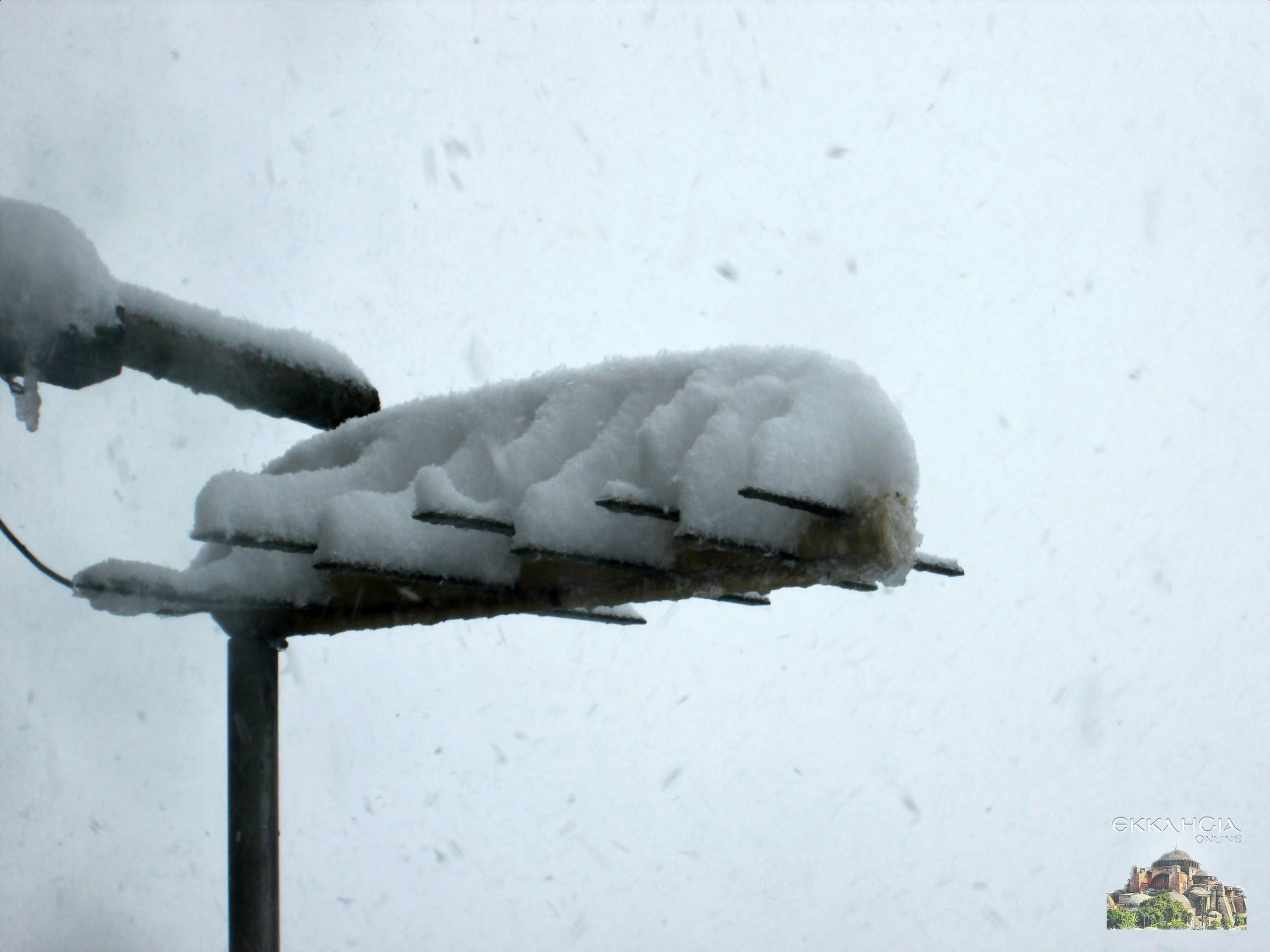 καιρος χιονια ζηνοβια