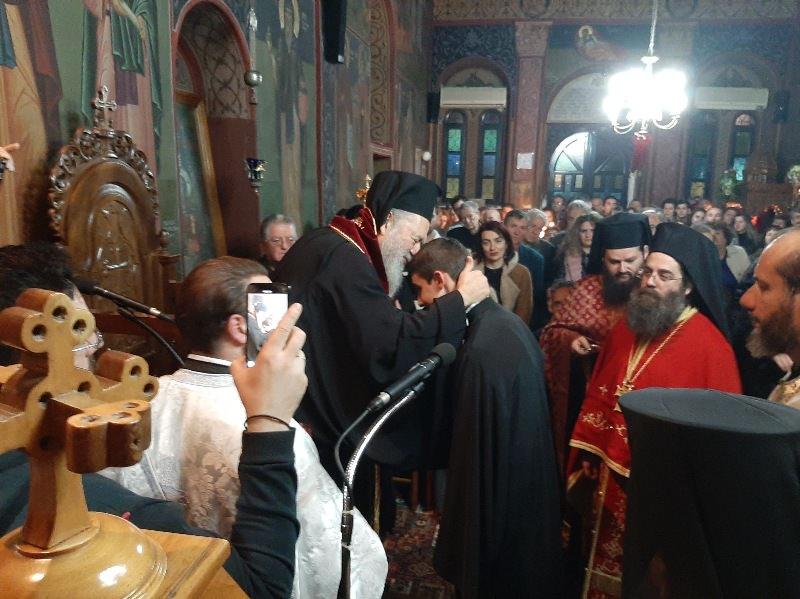 Ιερά Μητρόπολη Χαλκίδος Εορτή του Αγίου Πρωτομάρτυρος Στεφάνου
