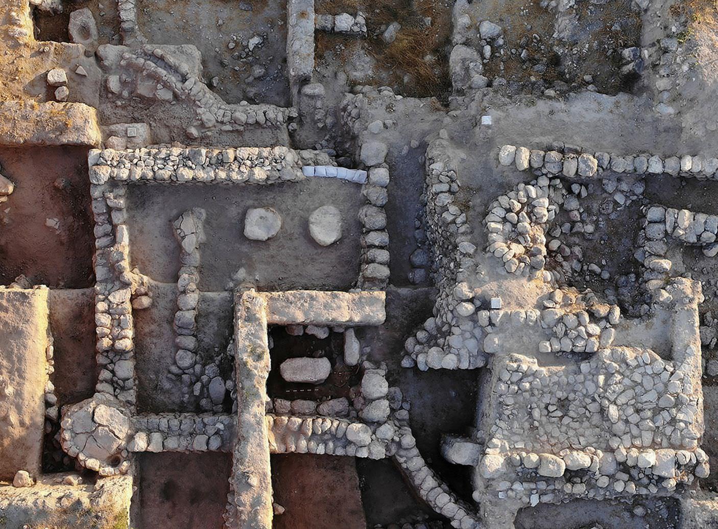 πέτρα Δέκα Εντολές αρχαιολογικός χώρος ιερουσαλήμ