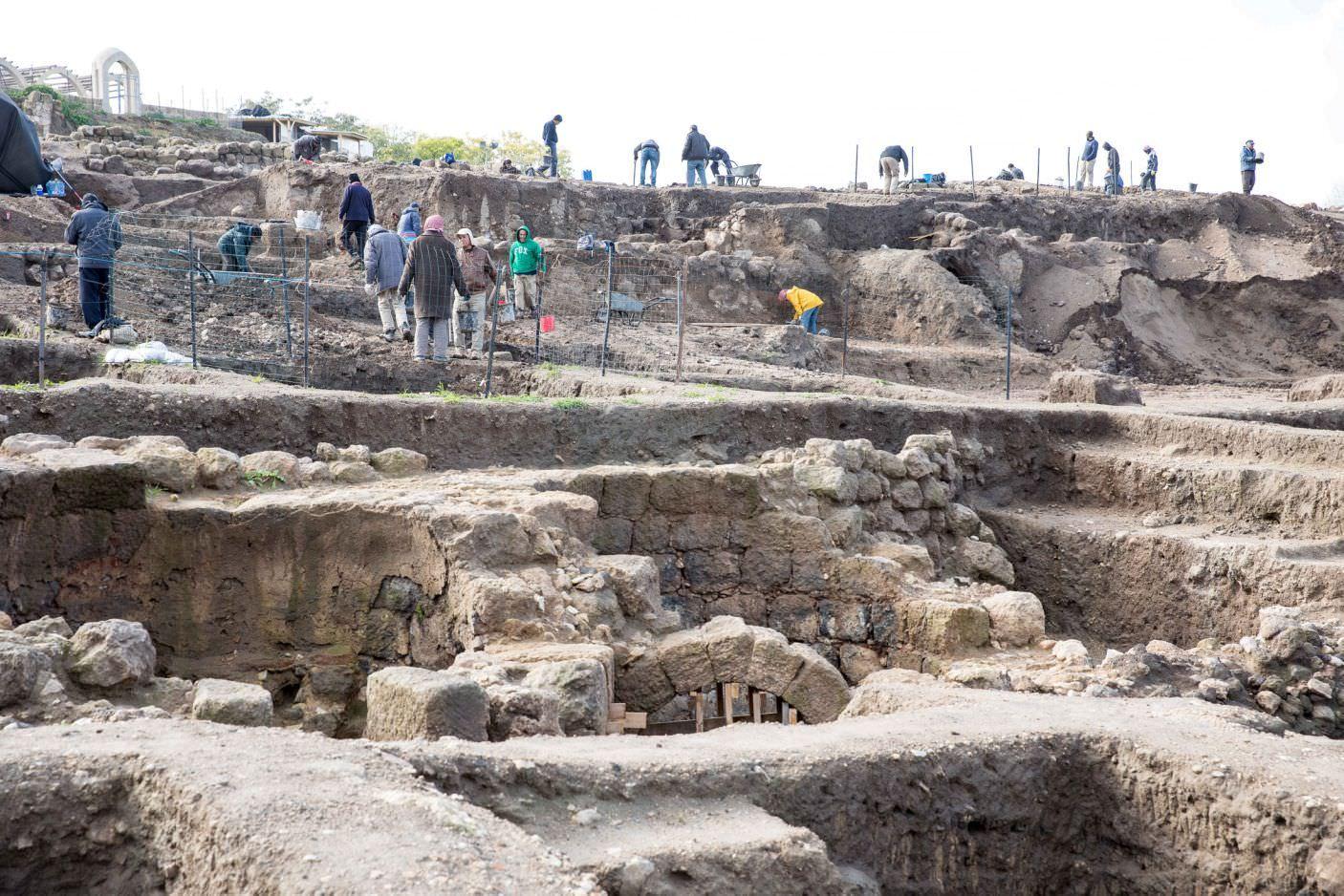 πέτρα Δέκα Εντολές αρχαιολογικός χώρος