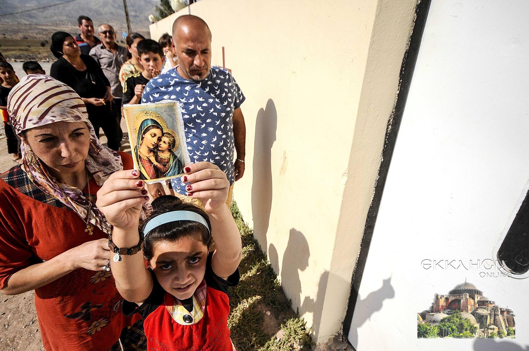 χριστιανοί Συρία