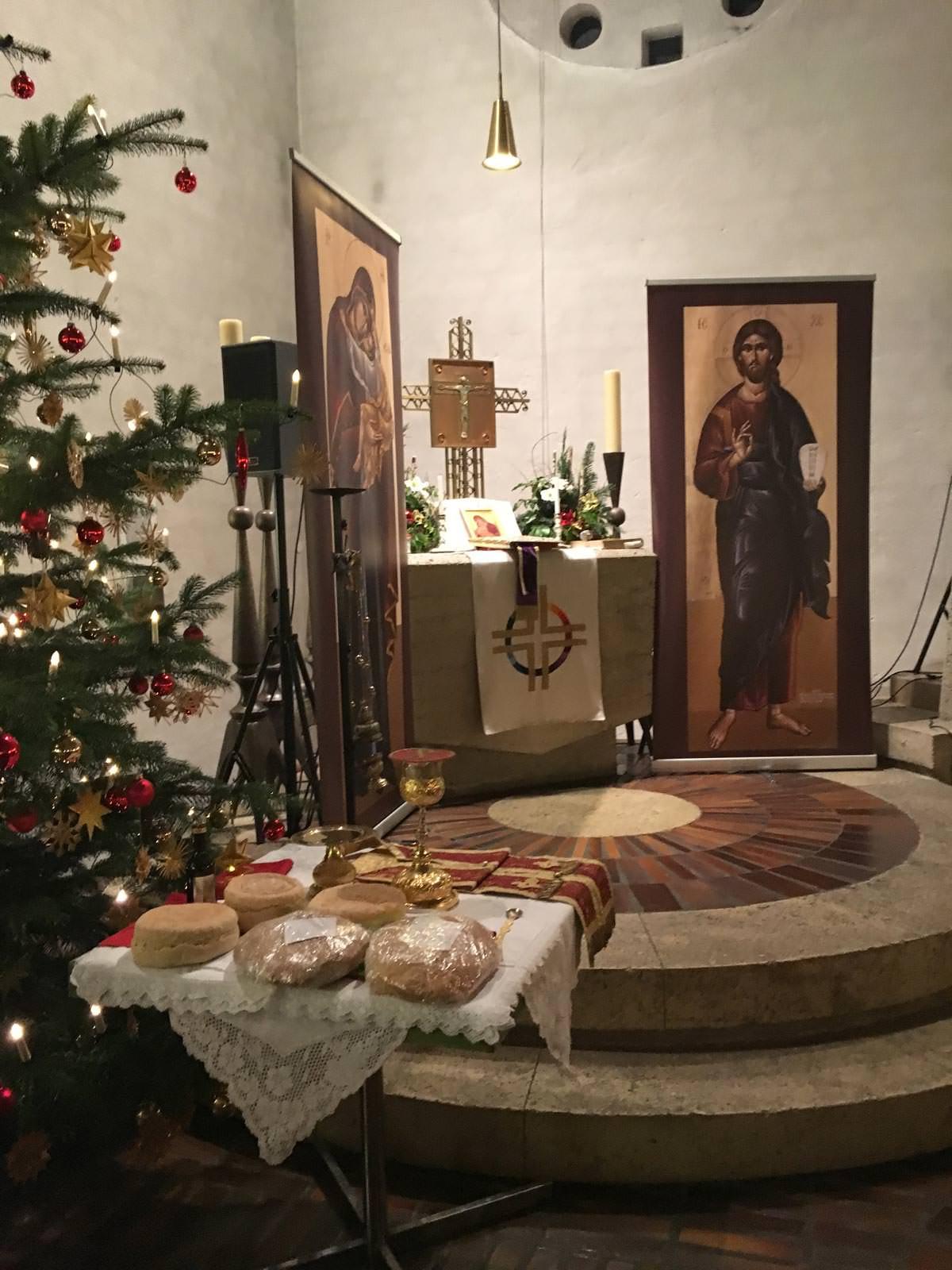 Ελληνικά Χριστούγεννα Βαυαρία
