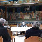 Άγιος Ελευθέριος ομιλία για τον νεοσατανισμό 2020