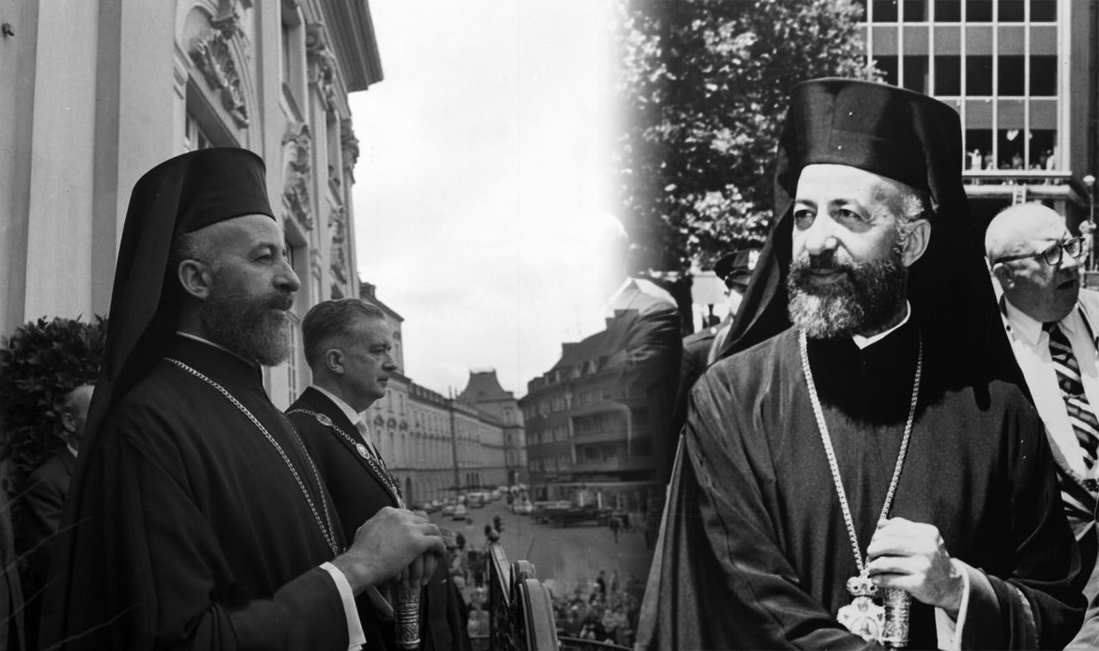 Αρχιεπίσκοπος Μακάριος Κύπρου