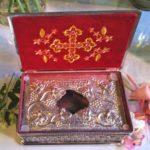 Τεμάχιο Ιερών Λειψάνων Αγίου Νικηφόρου του Λεπρού